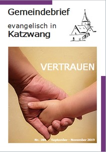 Gemeindebrief Nov 2019