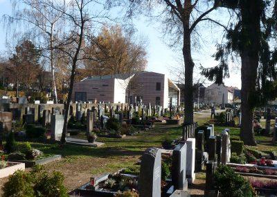 Hoffnungskirche Friedhof
