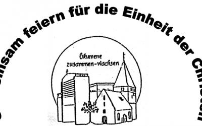 Ökumenischer Gottesdienst am Pfingstmontag 24.05.